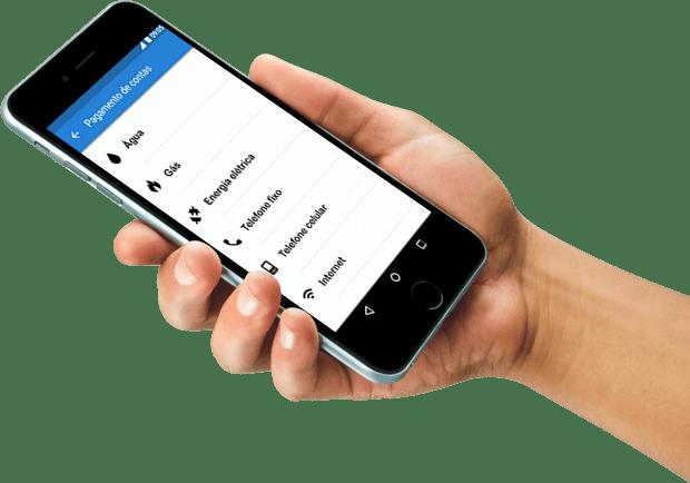 Recarga Credito pelo celular com Recargapay