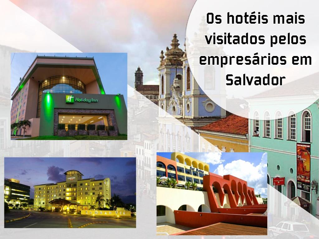 Os melhores hotéis em Salvador