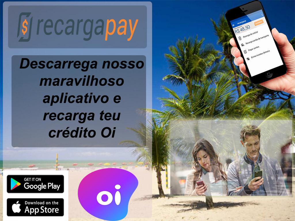 Plataforma para comprar saldo Oi online