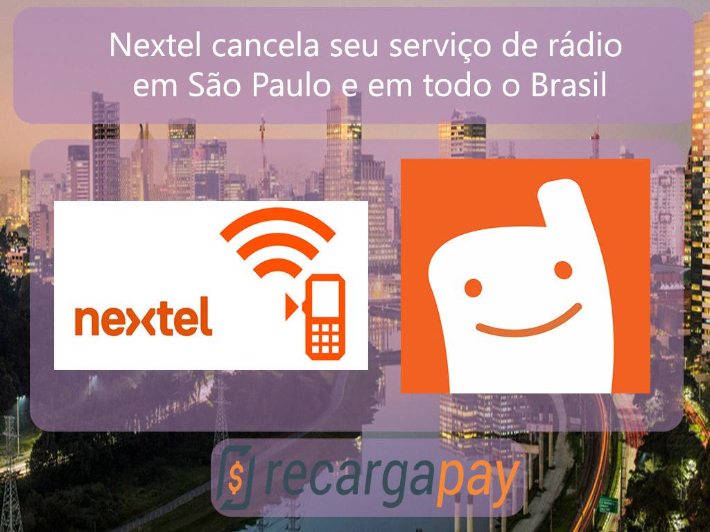 Servicos de Nextel em Sao Paulo