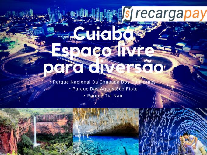 Parques em Cuiabá