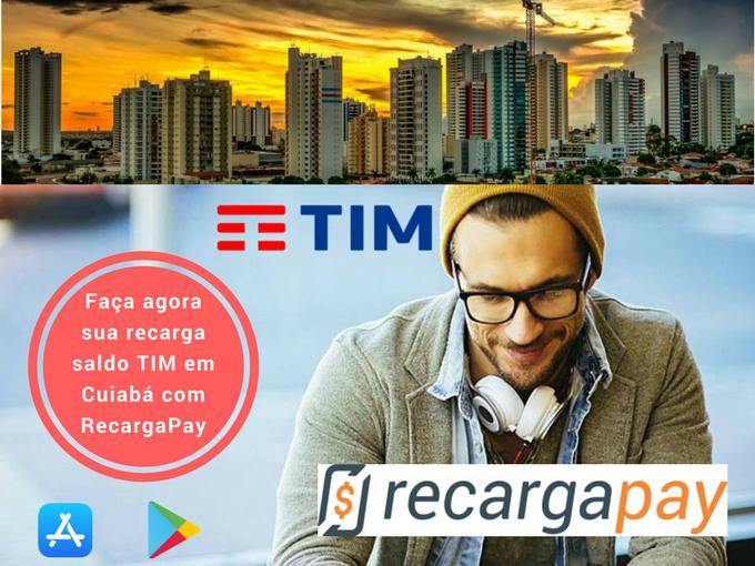 Em Cuiabá sempre saldo TIM