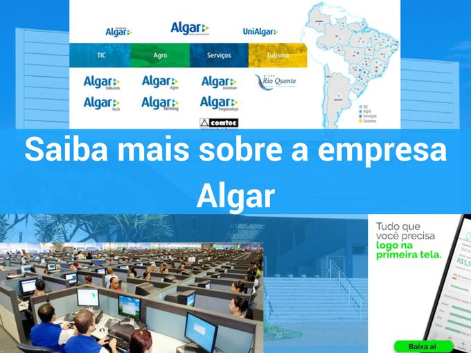Saiba mais sobre Algar Telecom