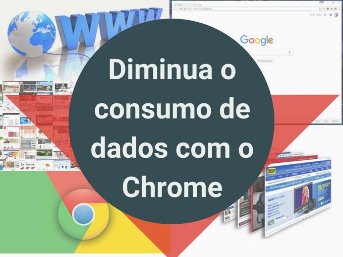 Controle seu consumo de dados com o Chrome