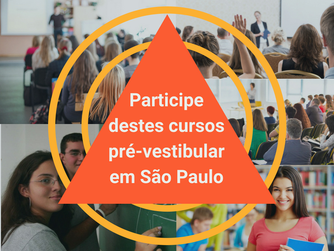 Assista a cursinhos pre-vestibular gratuitos em São Paulo