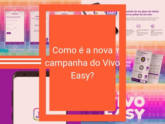 Nova campanha do Vivo Easy