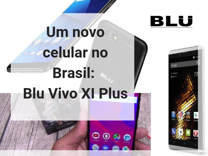 Novo Blu Vivo XI Plus