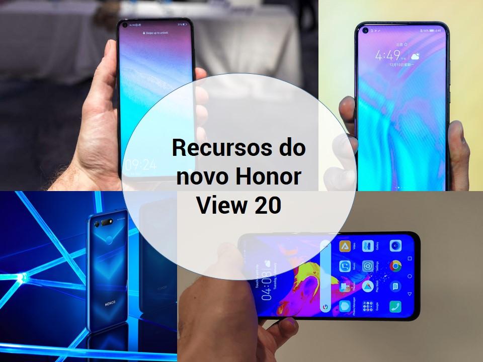 Mais sobre Honor View 20
