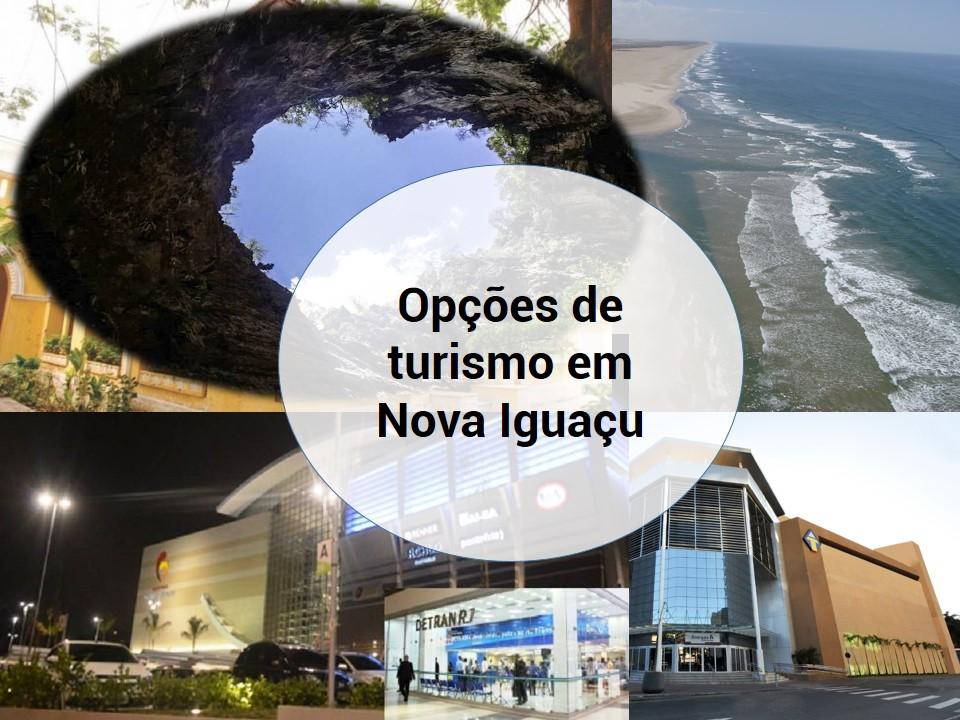 Turismo em Nova Iguaçu