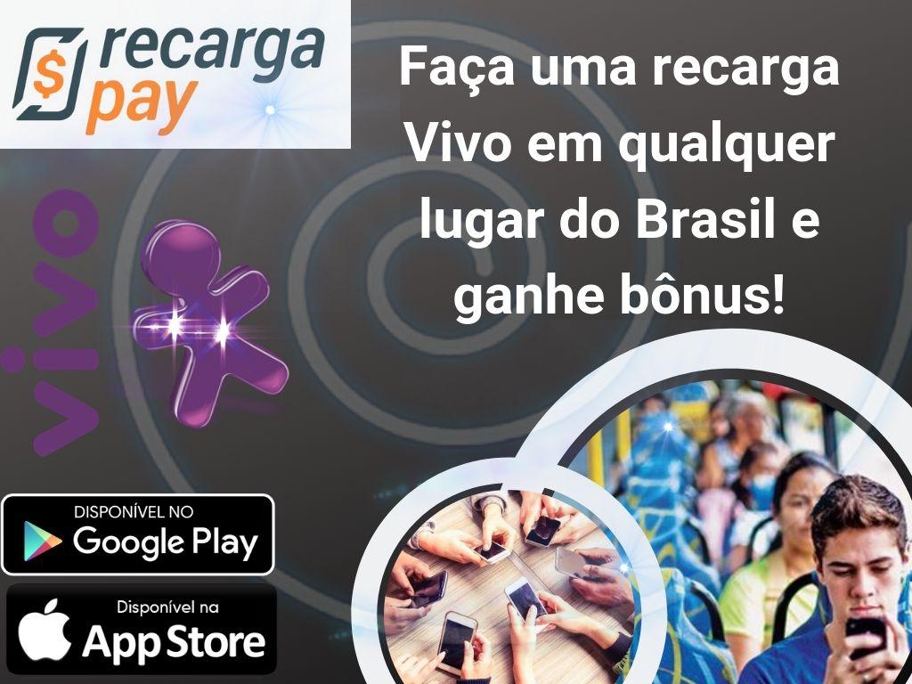 Recarregue Vivo em Brasil