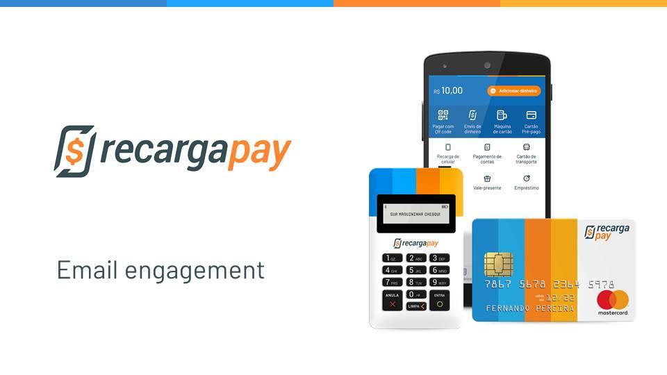 Faça seu pagamento com RecargaPay