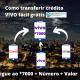 Transferir crédito Vivo grátis