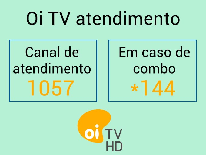 Oi TV Atendimento